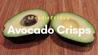 PREGNANCY Avocado Crisps!!