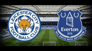 Leicester Vs Everton - Premier League |Highlights & Full Match - Pes 2019 |Game Pc