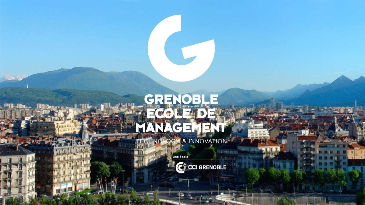 Grenoble ecole de management presentation video youtube - Cours de cuisine a grenoble ...