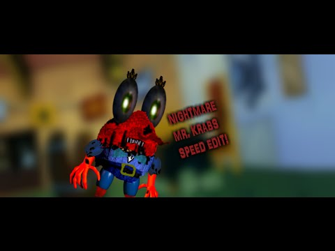 Nightmare Mr Krabs Speed Edit Youtube Krabs has a ketamine addiction. nightmare mr krabs speed edit