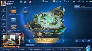LIVESTREAM 139: Thắng Nhiều Quá Nên Thua Cho Game Nó Cân Bằng!