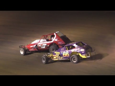 PA Vintage Modified Feature | McKean County Raceway | Fall Classic | 10-14-16