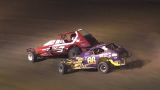 McKean County Raceway Fall Classic PA Vintage Modified Feature