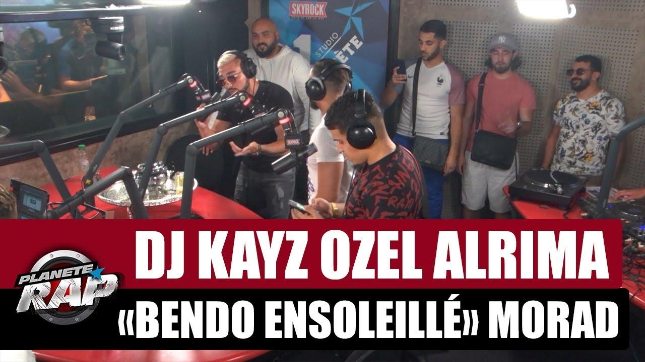 """Dj Kayz """"Bendo ensoleillé"""" Feat. Ozel, Alrima & Morad #PlanèteRap"""