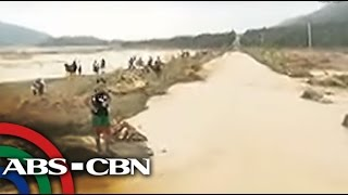 TV Patrol: Gabaldon, winasak ni 'Lando'