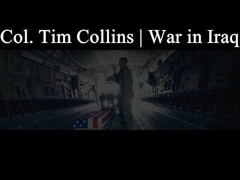 Col Tim Collins  War in Iraq