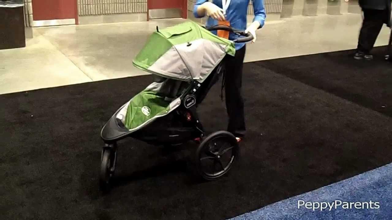 Baby Jogger Summit X3 2013 Jogging Stroller