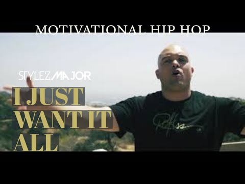 Stylez Major - I Just Want It All  [Official Music Video]