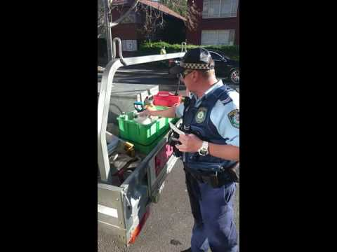 Thumbnail: Sydney cop pulls the dirty..