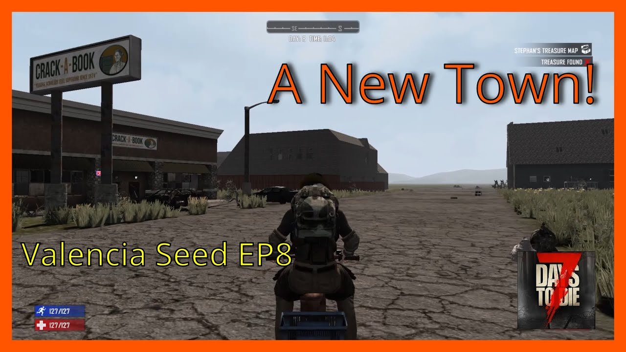 Download A New Town/Valencia Seed EP8/ 7 Days to die PS4