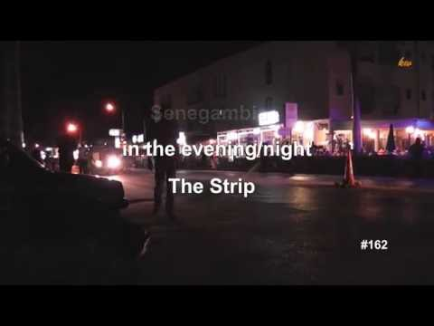 The Strip  Nightlife Kololi Gambia