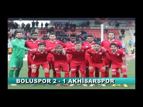 BOLUSPOR 2 – 1 AKHİSARSPOR (28.12.2017)