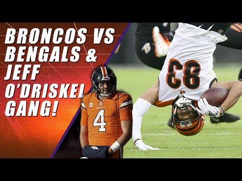 Denver Broncos vs Cincinnati Bengals: NFL Sunday