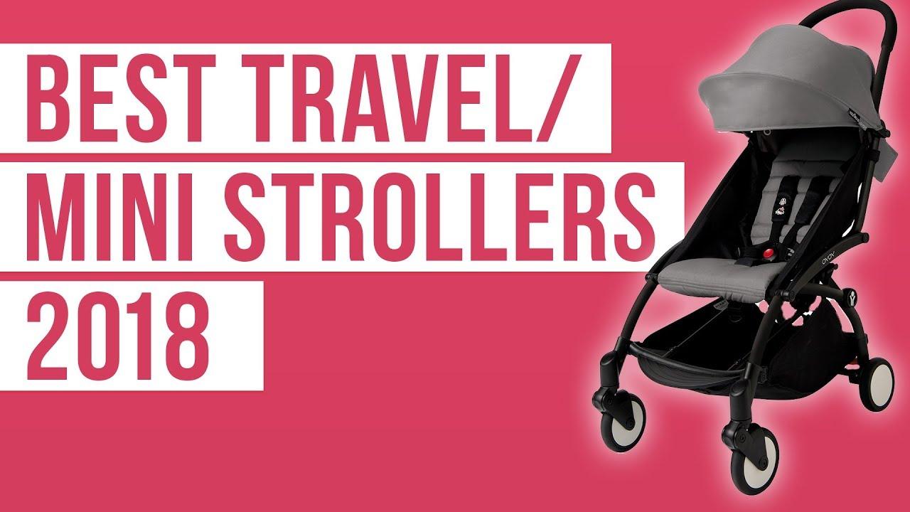 Best Lightweight Travel & Mini Strollers of 2018 | Babyzen, UPPAbaby, Cybex, Silver Cross, Diono