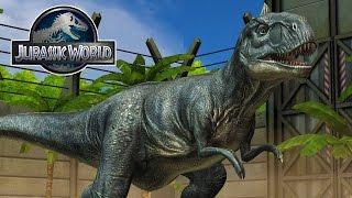 Jurassic World - The Game - BREEDING DINOSAURS! #2