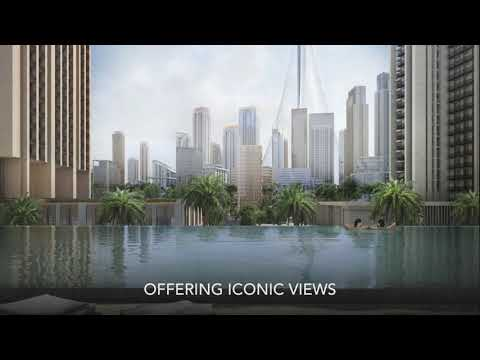 17 Icon Bay - Dubai Creek Harbour