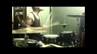 "Drum Cover ""Minus the Bear - Thanks for the Killer Game of Crisco Twister"""