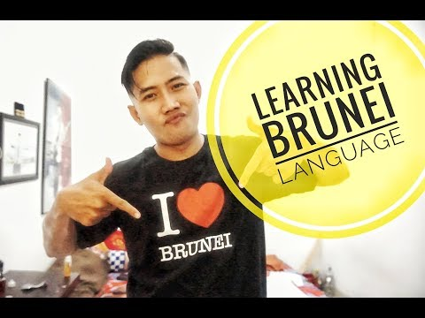 RVLOG #13 - Belajar Bahasa Brunei Darussalam
