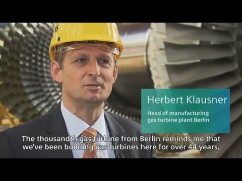 Power from Berlin supplies electricity for the whole world