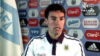 SELECCIÓN  - Palpitando la Copa América: Nicolás Gaitán