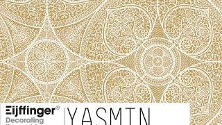 Обои Eijffinger Yasmin(Обои Eijffinger каталог Tribute Компания Decoration Club представляет Вашему вниманию коллекцию дизайнерских обоев от..., 2015-05-08T20:26:33.000Z)