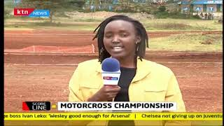 Motor cross championship: Heated competition