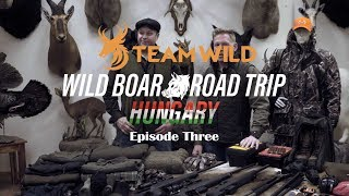 Wild Boar Hunting: Essential Equipment
