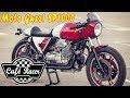 Moto Guzzi SP1000 Modified Macco Motors || Cafe Racer || OTOMODIEF TV