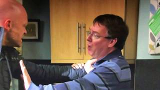 Max tries to kill Ian Beale Eastenders 21st December 2017