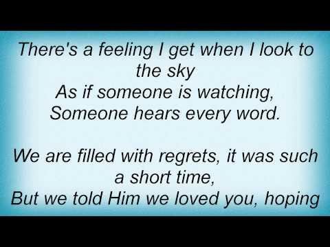 Joe Walsh  Song For Emma Lyrics