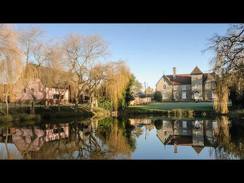 Smeetham Hall Barn Tour
