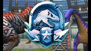 Jurassic Park Builder   侏羅紀公園 : 邁入Jurassic ALLSTAR LEAGUE   Jurassic Park Builder thumbnail