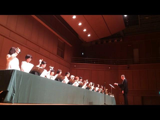 Search With All Your Heart, Kobe YMCA Bell-choir (Dir. Nozomu Abe) 2017 Dec,  ハンドベル