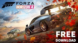 How to Get Forza Horizon 4 Demo for FREE on Windows 10