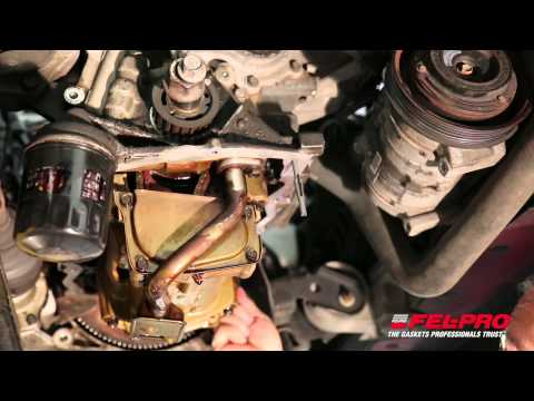 Easier Oil Pan Installation Using SnapUps®