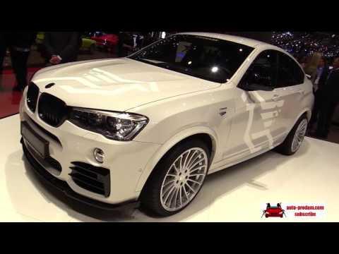 BMW M760i 2016, BMW X1 2016, BMW X4 Hamann 2016, BMW X6M Hamann 2016