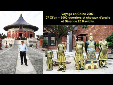 Voyage en Chine 2007 - 07 Xi'an 6000 guerriers et chevaux d'argile.