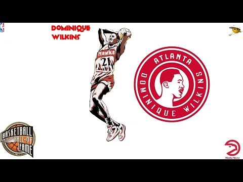 Dominique Wilkins (The Human Highlight Film) NBA Legends