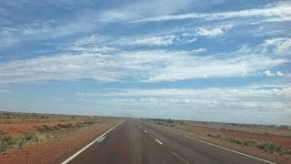 АВСТРАЛИЯ 9. Посмотрите на дорогу в  Австралии.