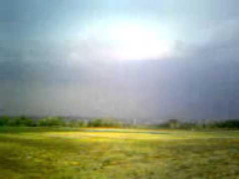arrivo del forte temporale ore 15.10