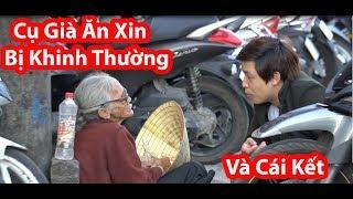 Cụ Già Ăn Xin Bị Khinh Thường Và Cái Kết - HuyLê (Gãy TV Phiên Bản Việt Nam)