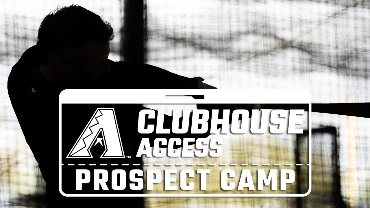 Clubhouse Access: Prospect Camp - Episode 1 | Arizona Diamondbacks