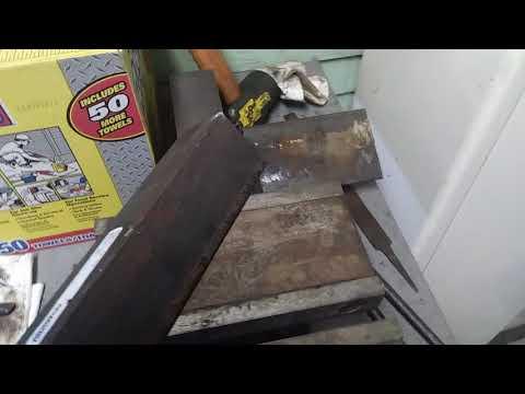 Simple Adjustable Bending Jig for Blacksmithing