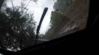 REVIEW 2017   Onboard capotagem SS7   Figueredo Zavierucka   Rally de Erechim 2017