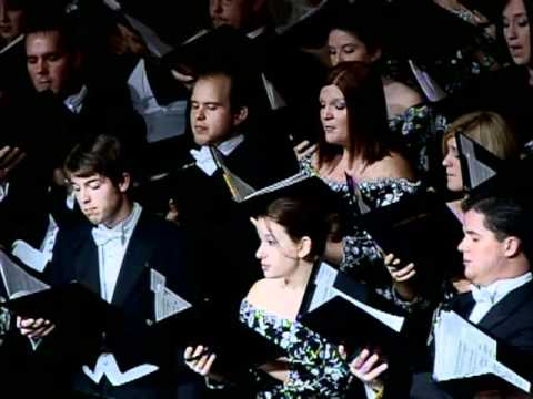 """Charles Ives 14.  """"They Are There"""" by The Lee University Chorale with Jay Poff - Watch Ives 1-14"""
