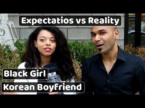 Korean Boyfriend: Story of a Black Girl. 한국인 남친