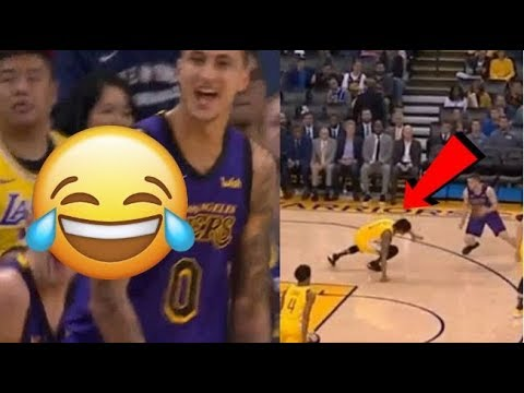 Entire Lakers Goes Crazy After They Crush The Warriors |NBAHighlights|