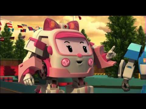 Робокар Поли - Трансформеры  - Всегда любить себя (мультфильм 23)