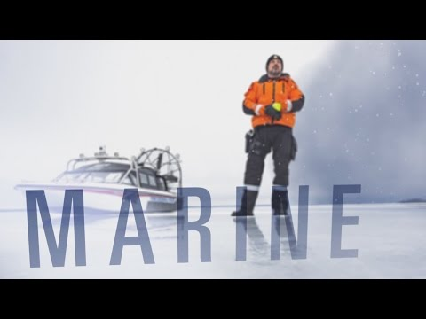 BEHIND THE BADGE Season 2, Ep. 1 - Marine Unit Winter Edition