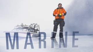 BEHIND THE BADGE Ep. 8 - Marine Unit Winter Edition